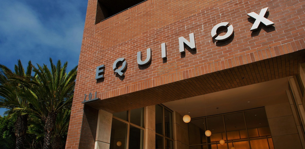 Los Angeles Fitness Clubs Equinox Fitness In Santa Monica