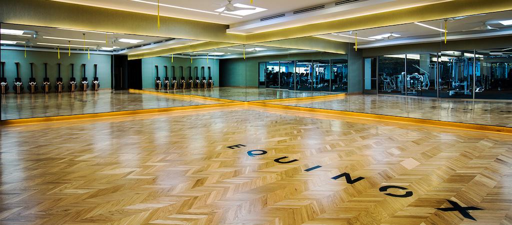 Dumbo Gym Fitness Club In Brooklyn With Pilates Yoga Studios