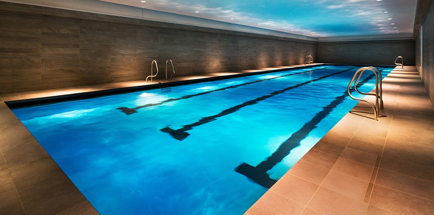 Best gyms in chicago 39 s gold coast health club with yoga - University of chicago swimming pool ...