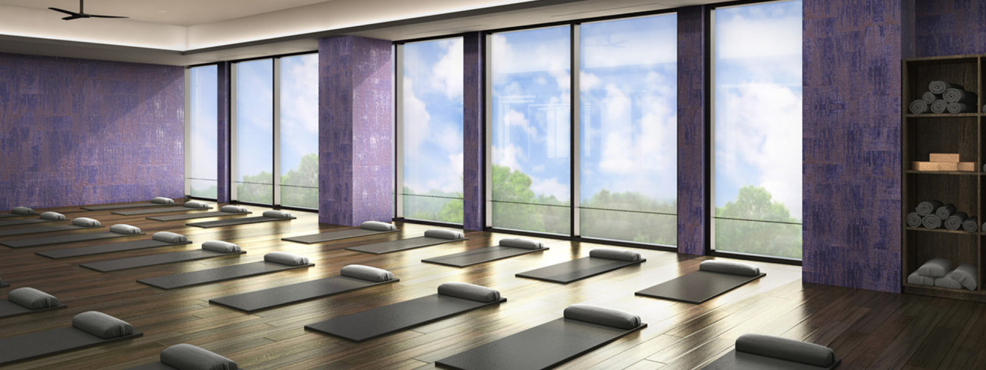 Gyms in South Boston with Pilates and Yoga Classes - Equinox