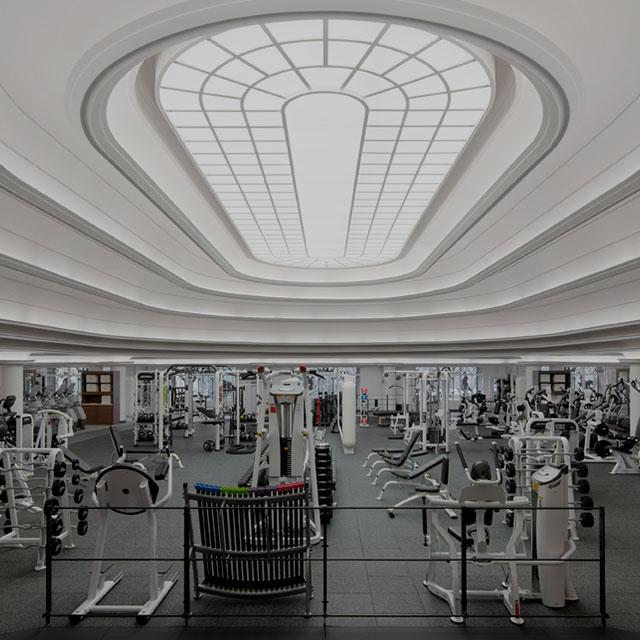 London Hotel Kensington Gardens: Luxury Gym In London, Best Fitness Club In London