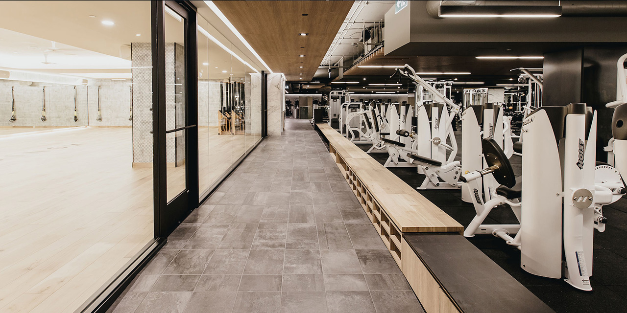 vancouver fitness club: luxury gym with yoga, boxing & cycling
