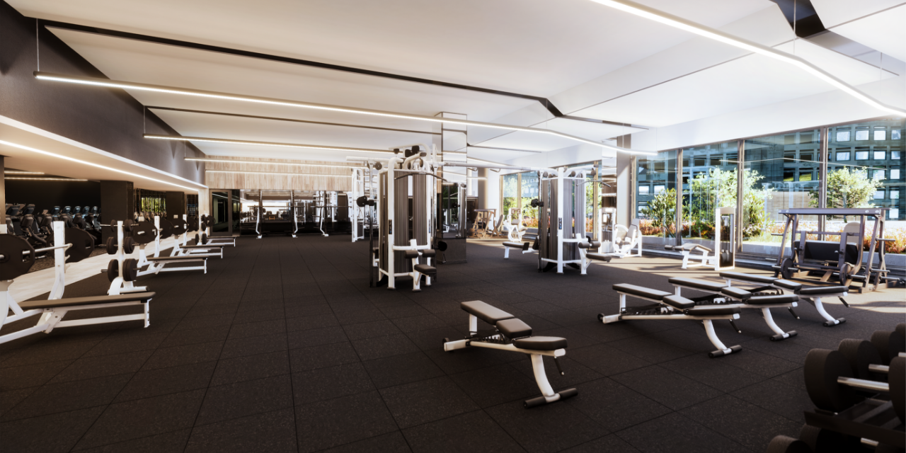 gym in culver city: fitness club with pilates & yoga classes