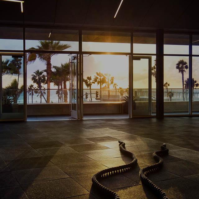 Gym in huntington beach fitness club with luxury amenities
