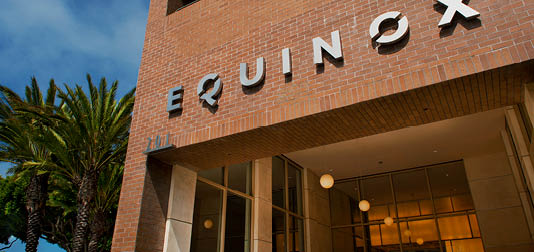 Equinox Chestnut Hill >> Precision Running Lab - Santa Monica