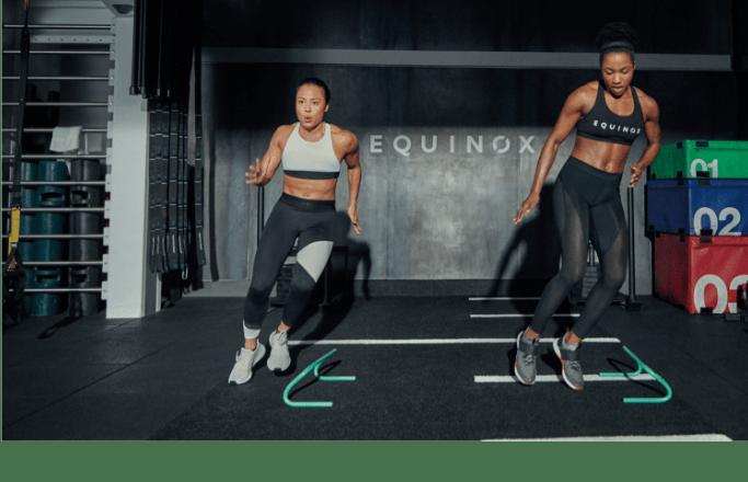 equinox personal trainer