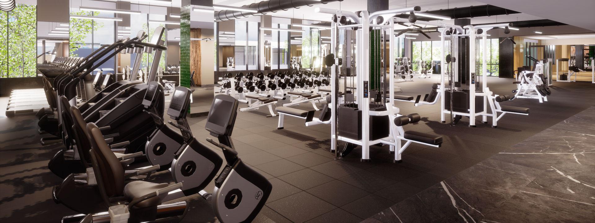 Best gyms in tx at austin equinox