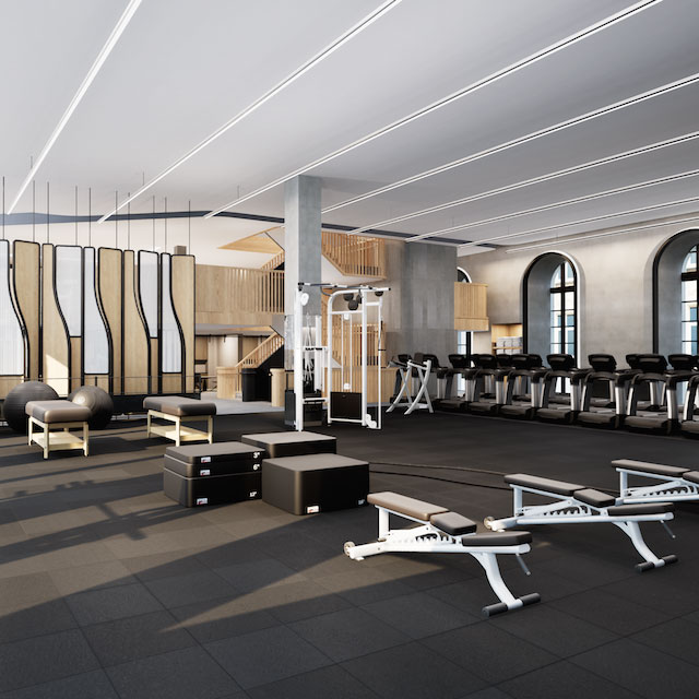 Fitness Clubs in London, Luxury Gym in London - Equinox